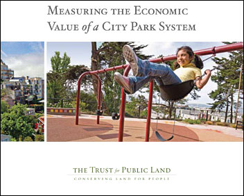 Measuring the Economic Value of a City Park Systmem