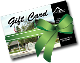 Gift Cards available for Si View Parks