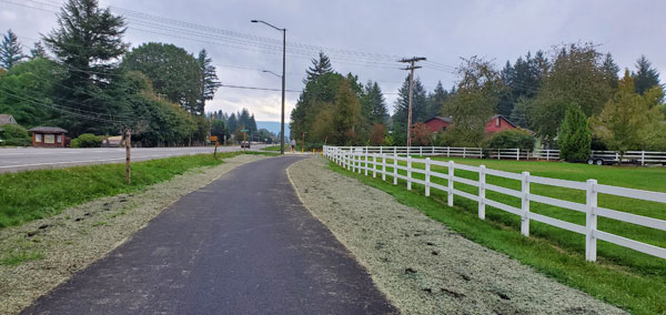 Tanner Trail Extension Project